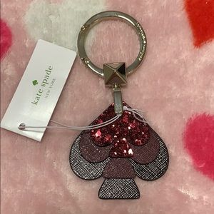 New Kate Spade key chain